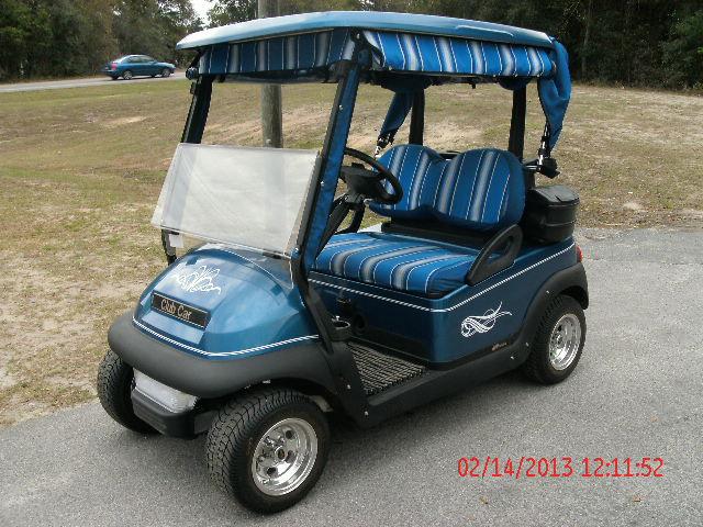 Bay breeze golf carts citrus county florida for Yamaha golf cart dealers in florida
